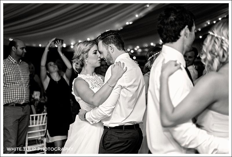 bridal waltz riverbank estate wedding