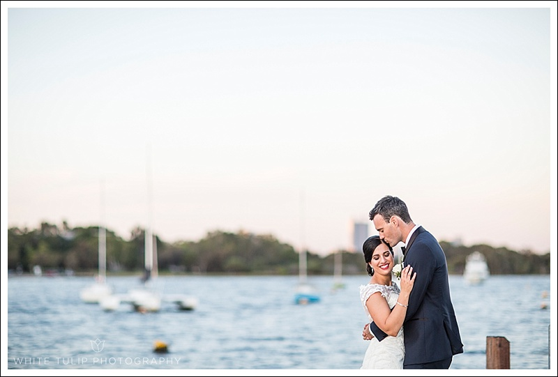 acqua viva wedding portraits