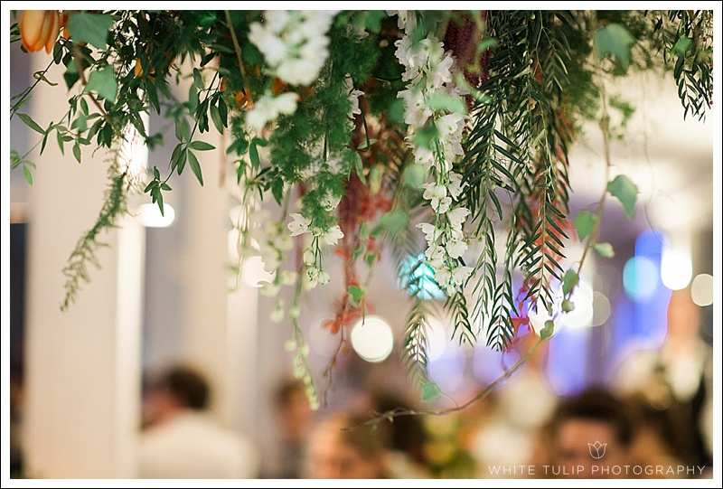 katie cooper floral design installation wedding reception
