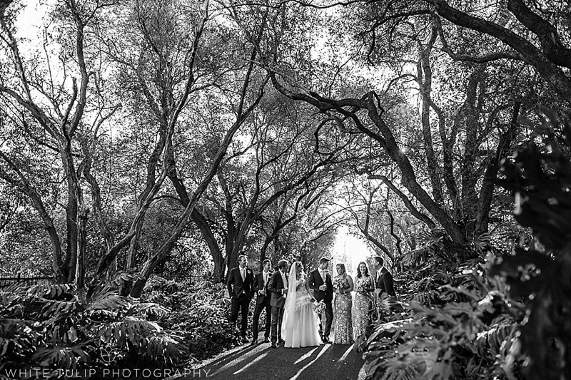 caversham house driveway wedding
