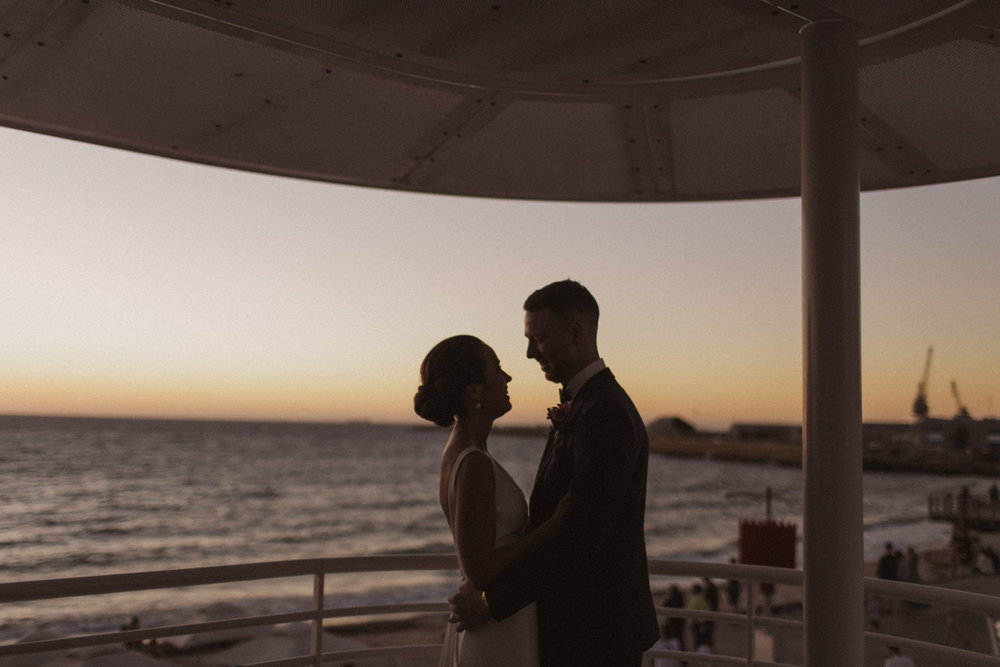 bathers beach house wedding fremantle
