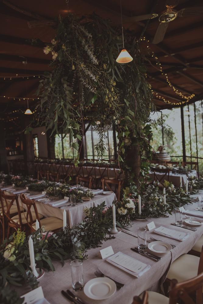 wedding reception styling darlington estate