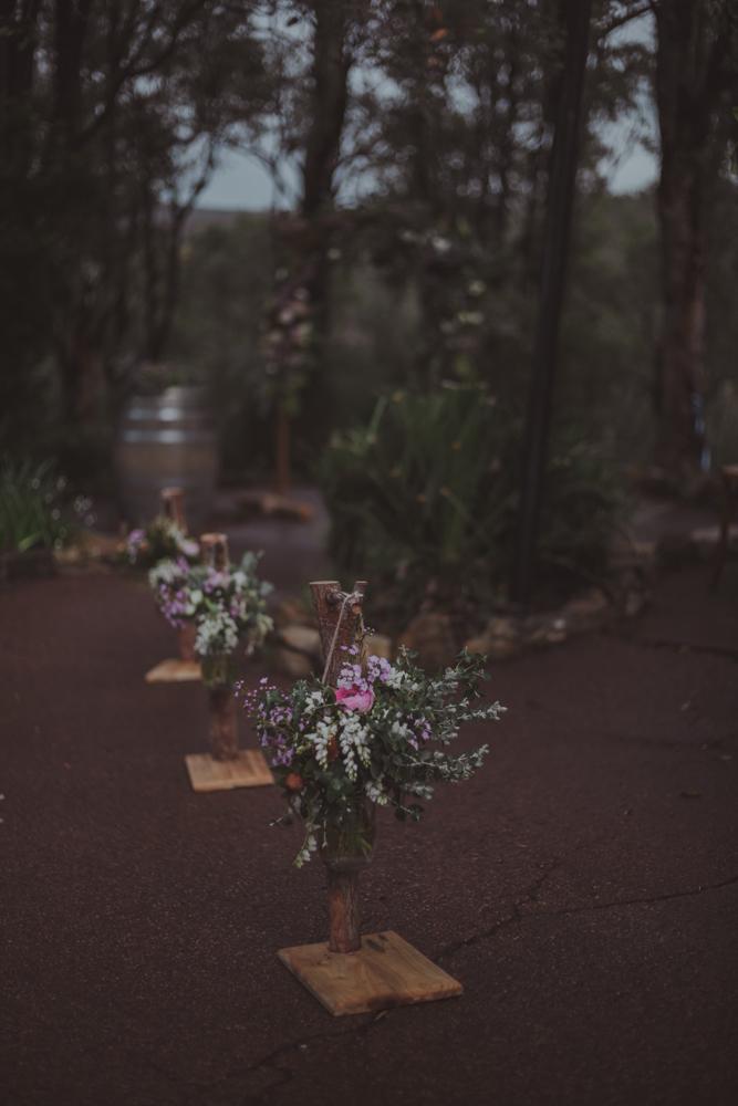 wedding ceremony styling darlington estate