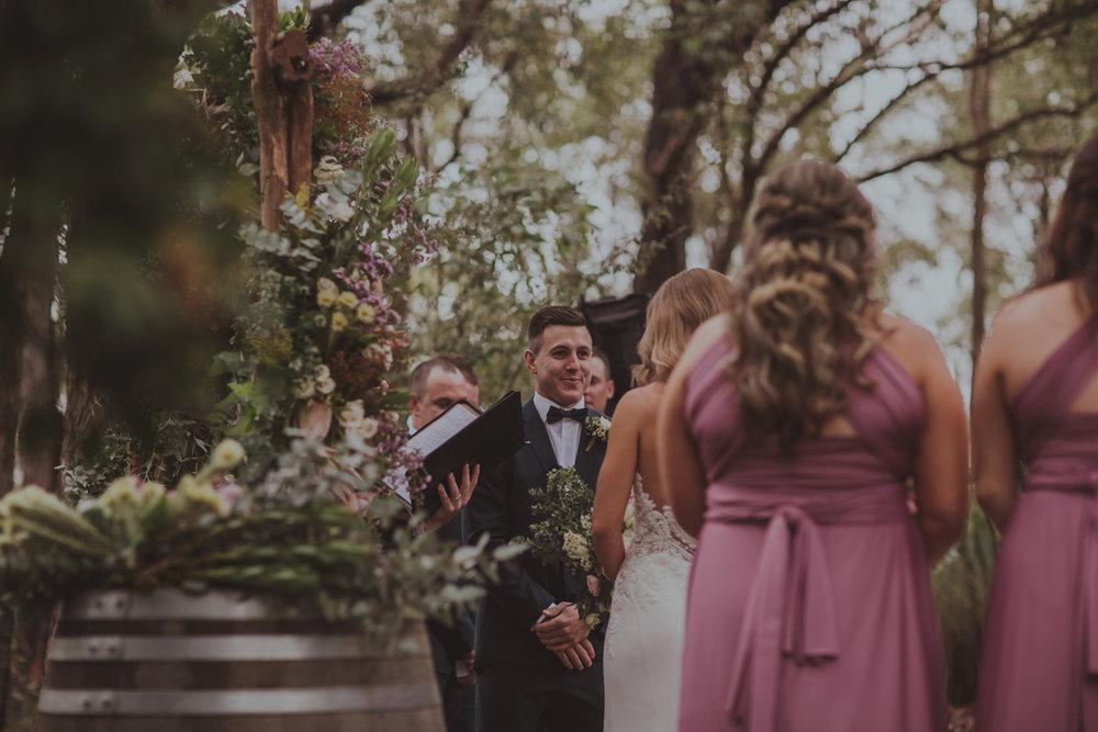 darlington estate winery wedding perth
