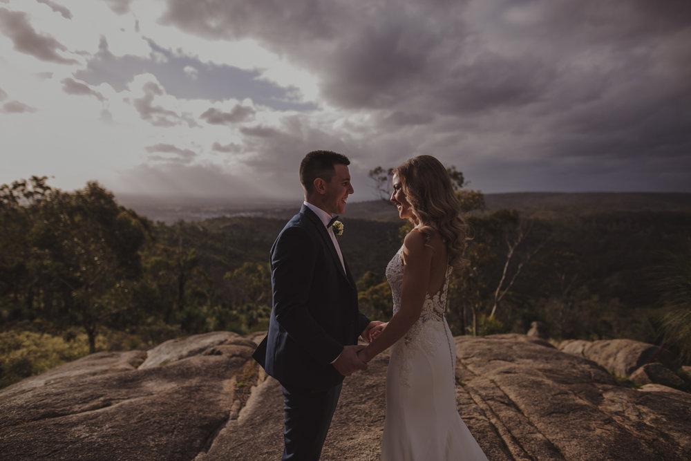 john forrest national park wedding