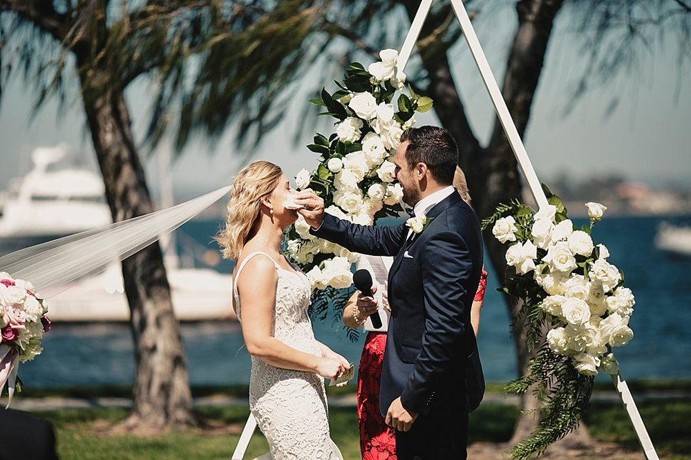 nedlands yacht club wedding