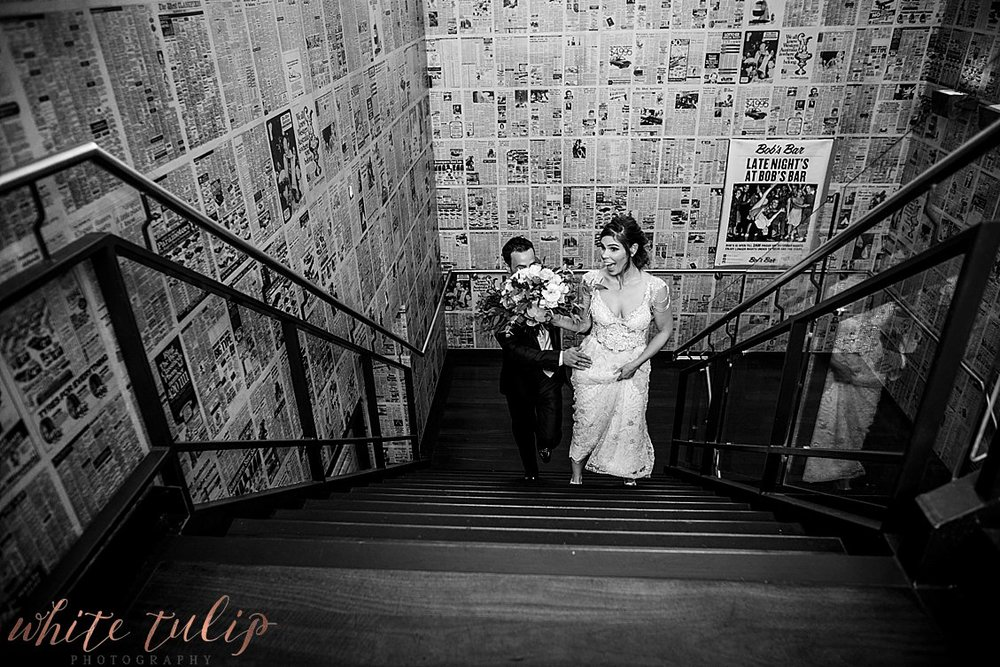 print hall wedding photos