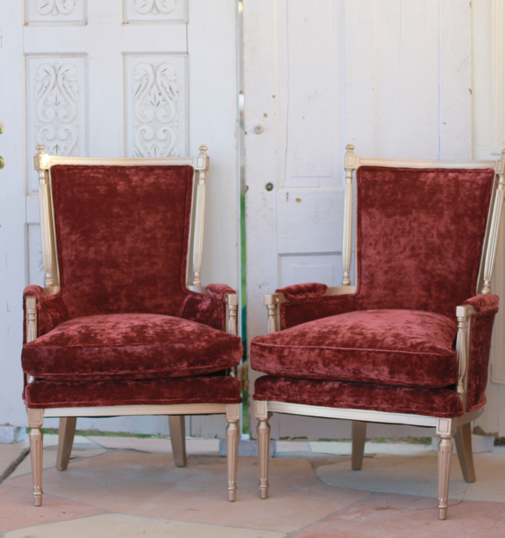 Cleo and Cesar Chairs