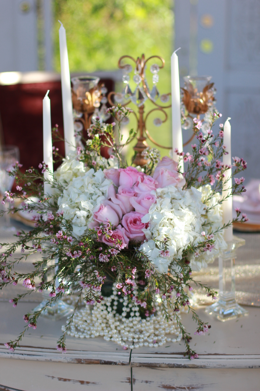 Prim Design Centerpiece
