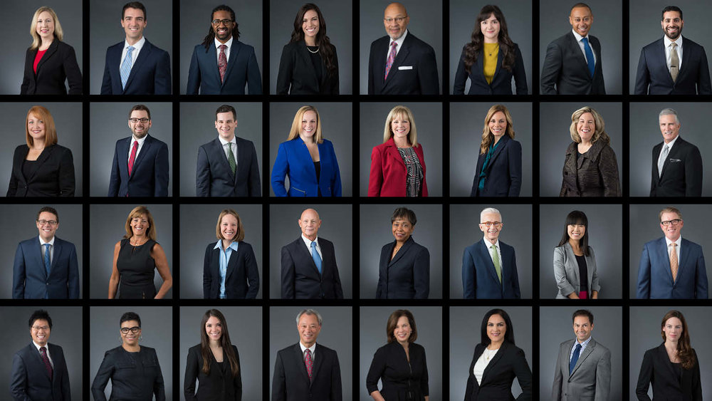 Detroit Corporate Headshot Photography