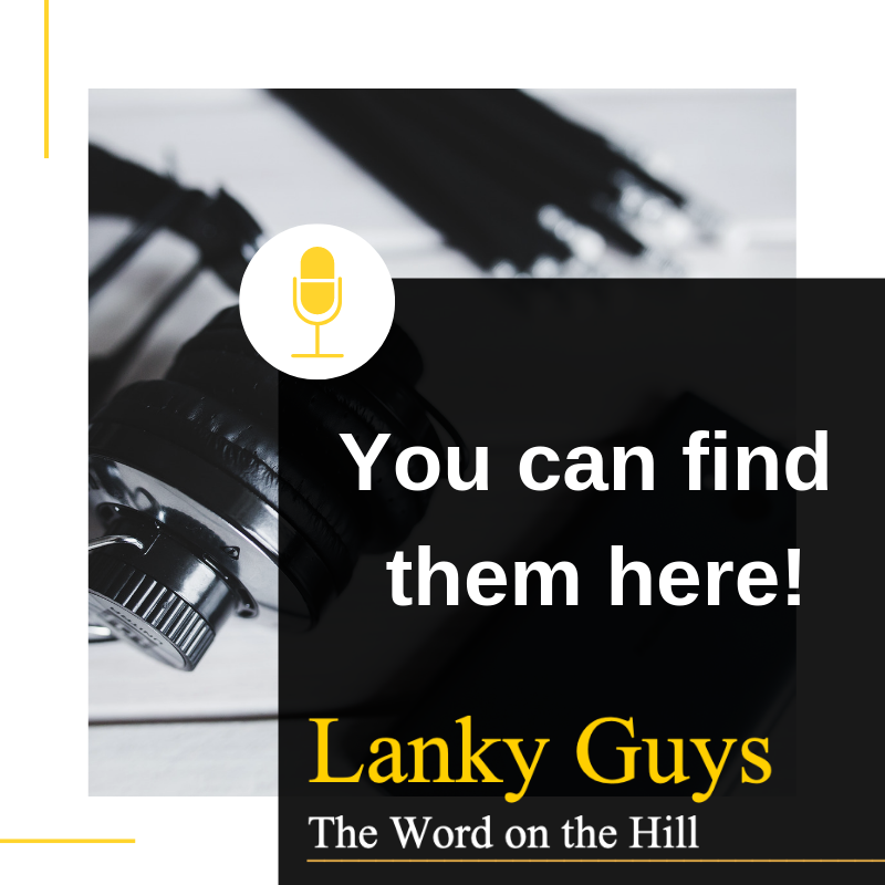 Looking for the Lanky Guys? -