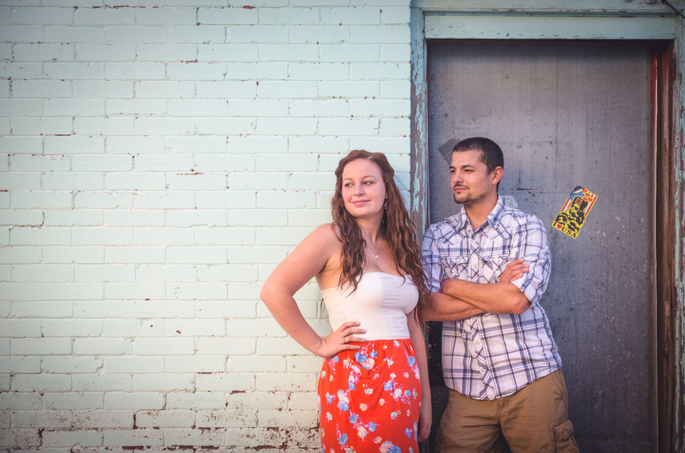 "alt="" Engagement photography session in Kearney, Nebraska by wedding photographer Prairie Star Photography"""