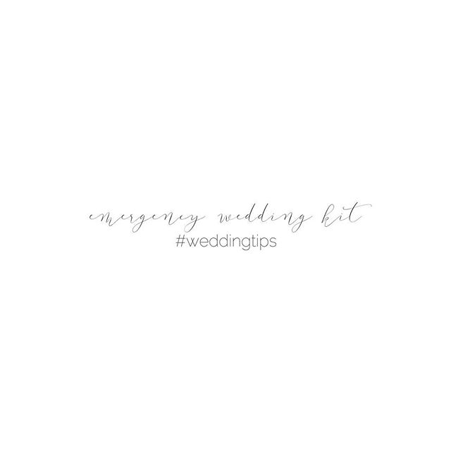 What goes in your emergency wedding kit? Well I got a checklist for you! Follow the link in my bio #weddingphotography #weddingplanning #wedding #weddinginspo #weddingdress #coloradoweddingphotographer #colorado #nebraska #weddingwire #stylemepretty #greenweddingshoes #folklife #adventure #yoga #coloradobride #mountains #rockymountains #mountaingirl #isaidyes #omaha #denverweddings #vailwedding