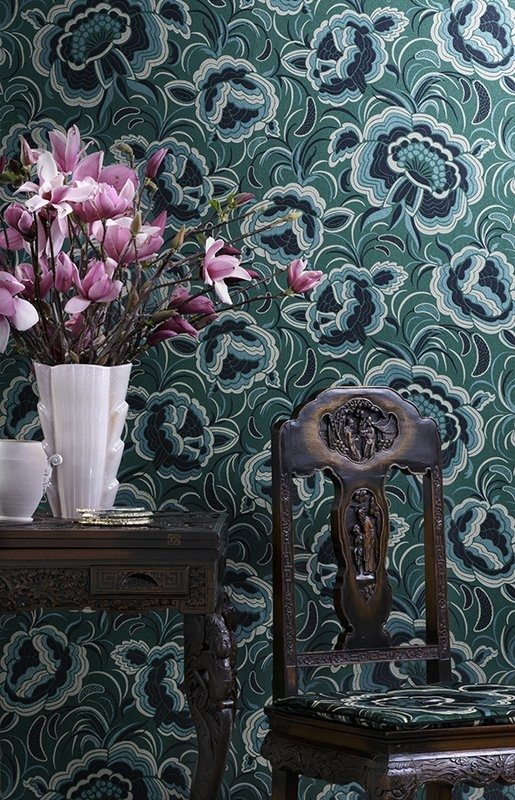 Splendour Fabric and Wallpaper