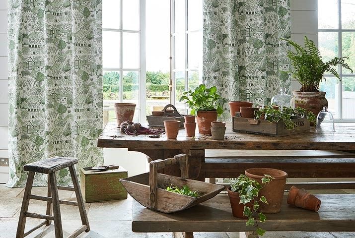 1-fabric-dining-room-botanical-greenery-allotment-potting-room-at-style-library.jpg