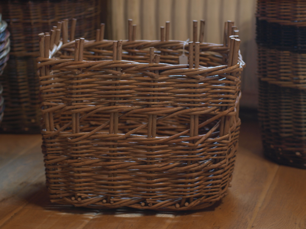 The Creel, Traditional Irish Basket