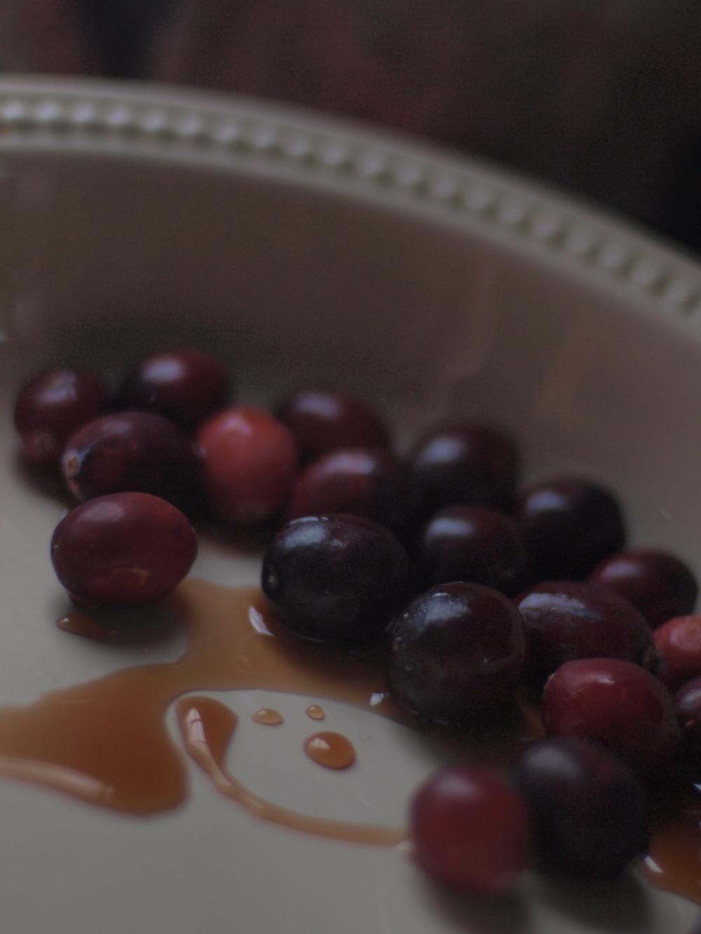 America Village Cranberry Granola