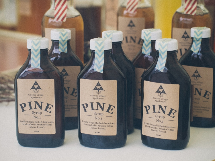America Village Pine Syrup