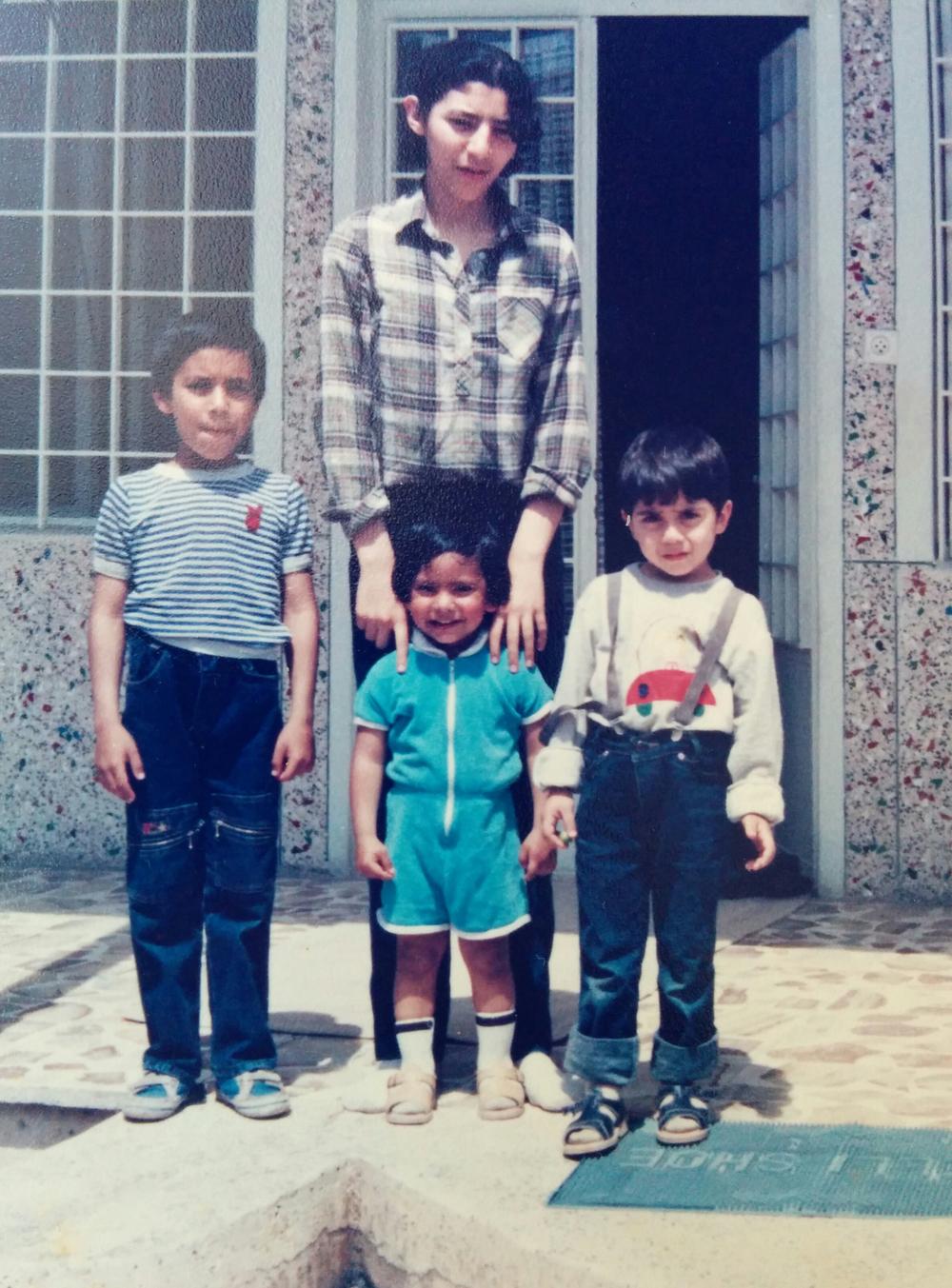 Shahsavar, Iran 1987