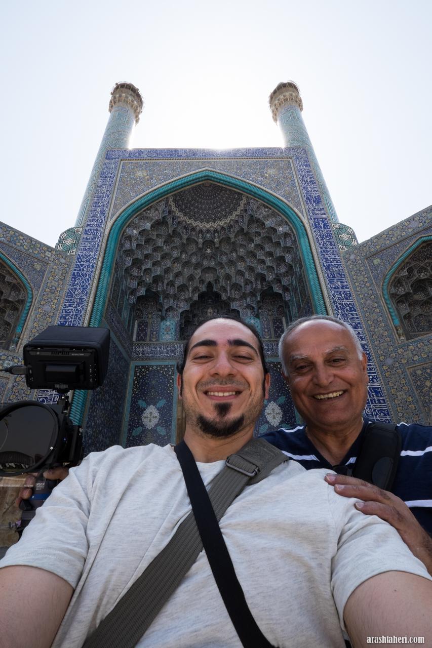 Masjed-e-Emam, Isfahan