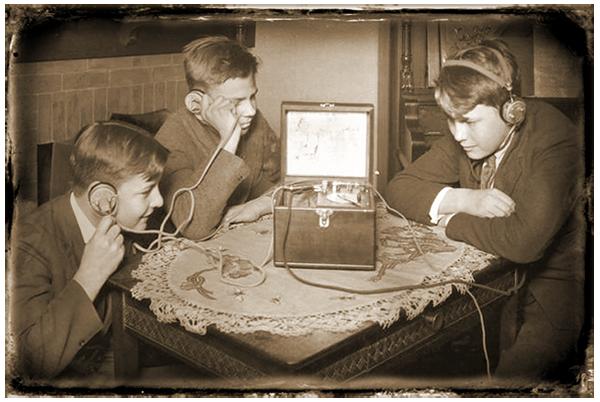 Radio Wyrd / R-M.Salo
