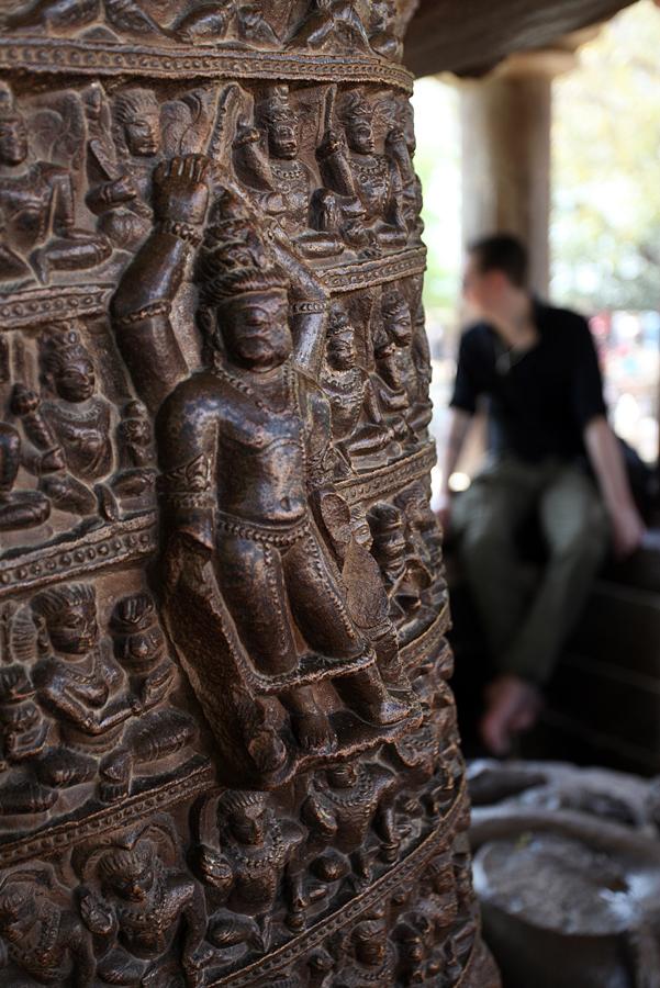 Khajuraho, Intia 2013. © Justine Muprhy /  Prasad.fi