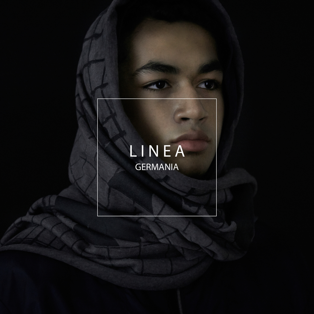 LINEA GERMANIA FORM CAMPAIGN GREY SCALE 1 NECK SCARF.jpg