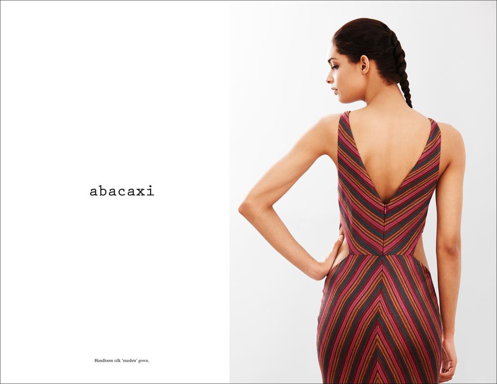 Abacaxi Handloom silk 'mashru' gown.jpg