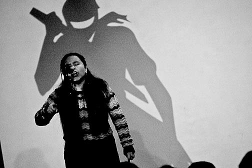 Slamalamadingdong, Slam Poetry 2012