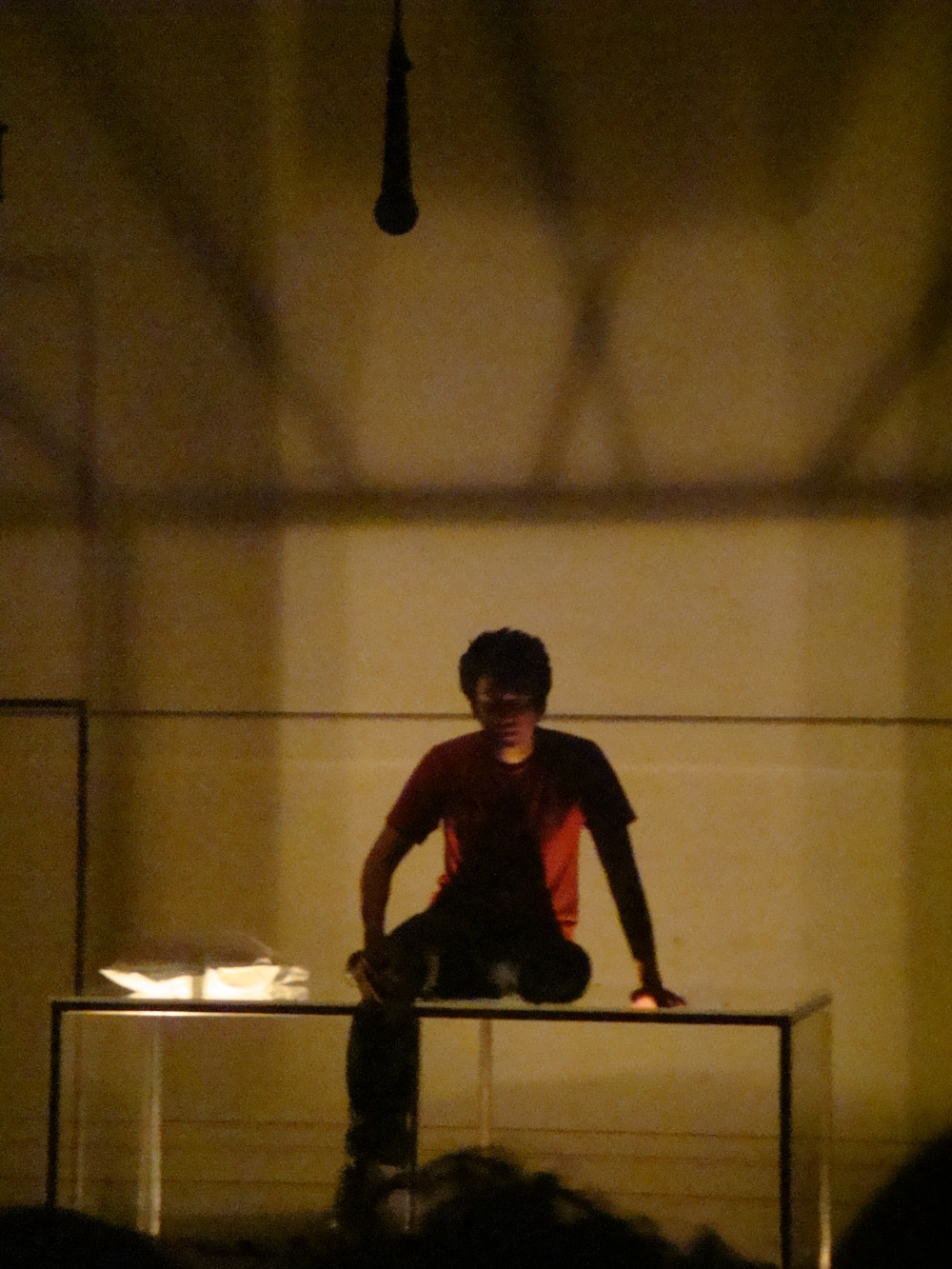 Waiting- the Journey of Asylum, ASRC 2009-2008 performance
