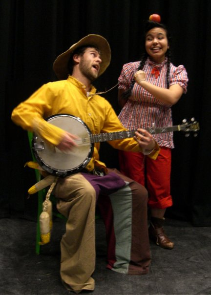We're off to see Van Gogh , presented at Melbourne Fringe Festival by Ex Students Productions, 2008
