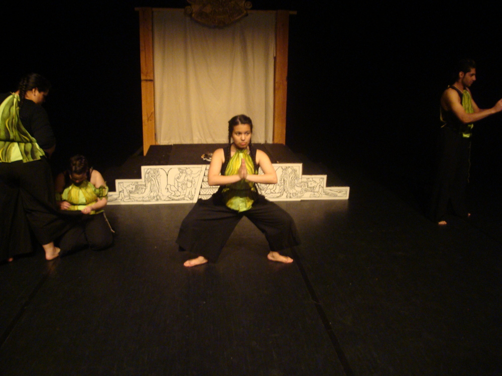The Awakening of the Land!, Graduate performance, Deakin University 2008
