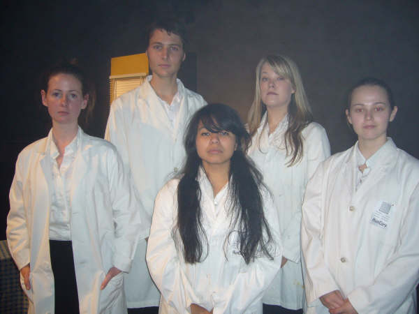 The Experiment, Deakin University 2008