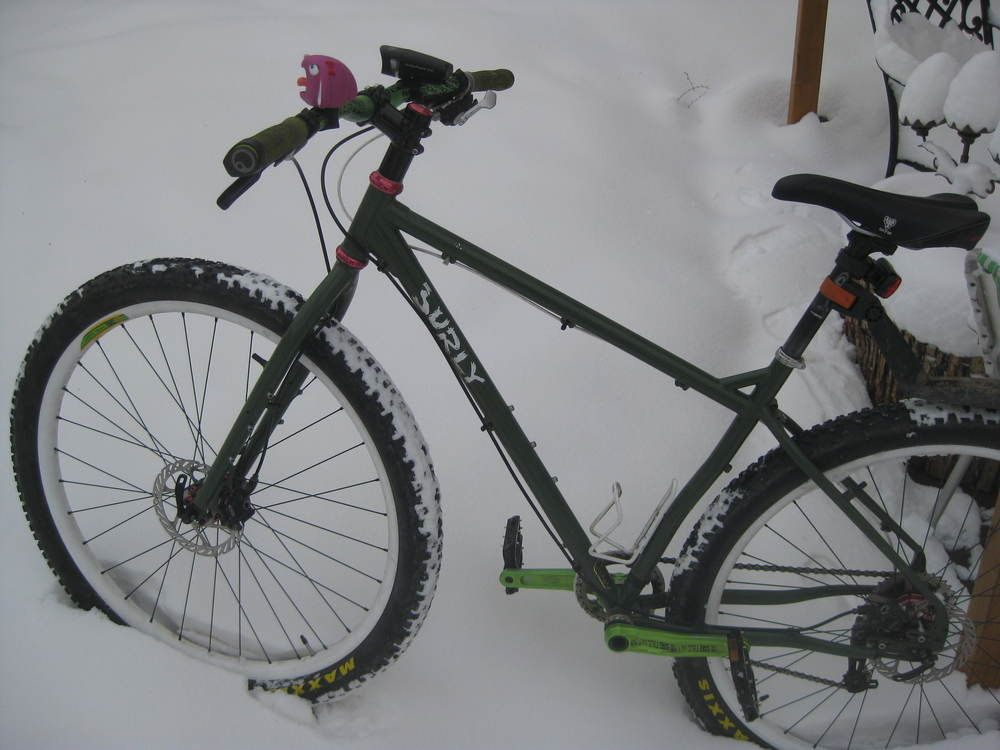 The Surly Snowgre, or something like that.