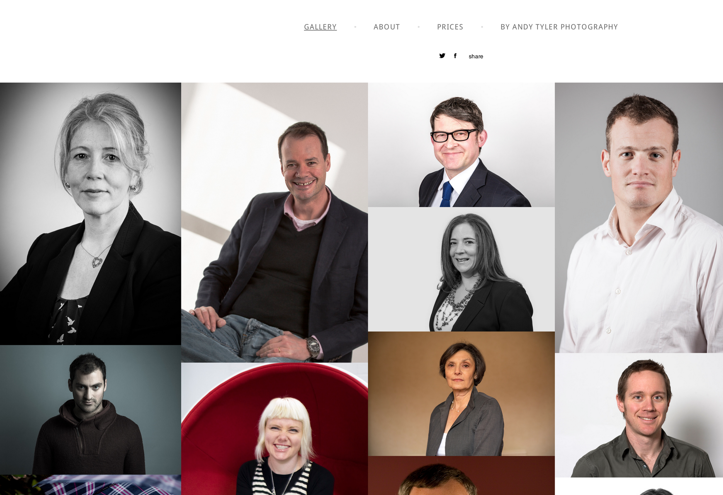 New headshots website and service launching soon
