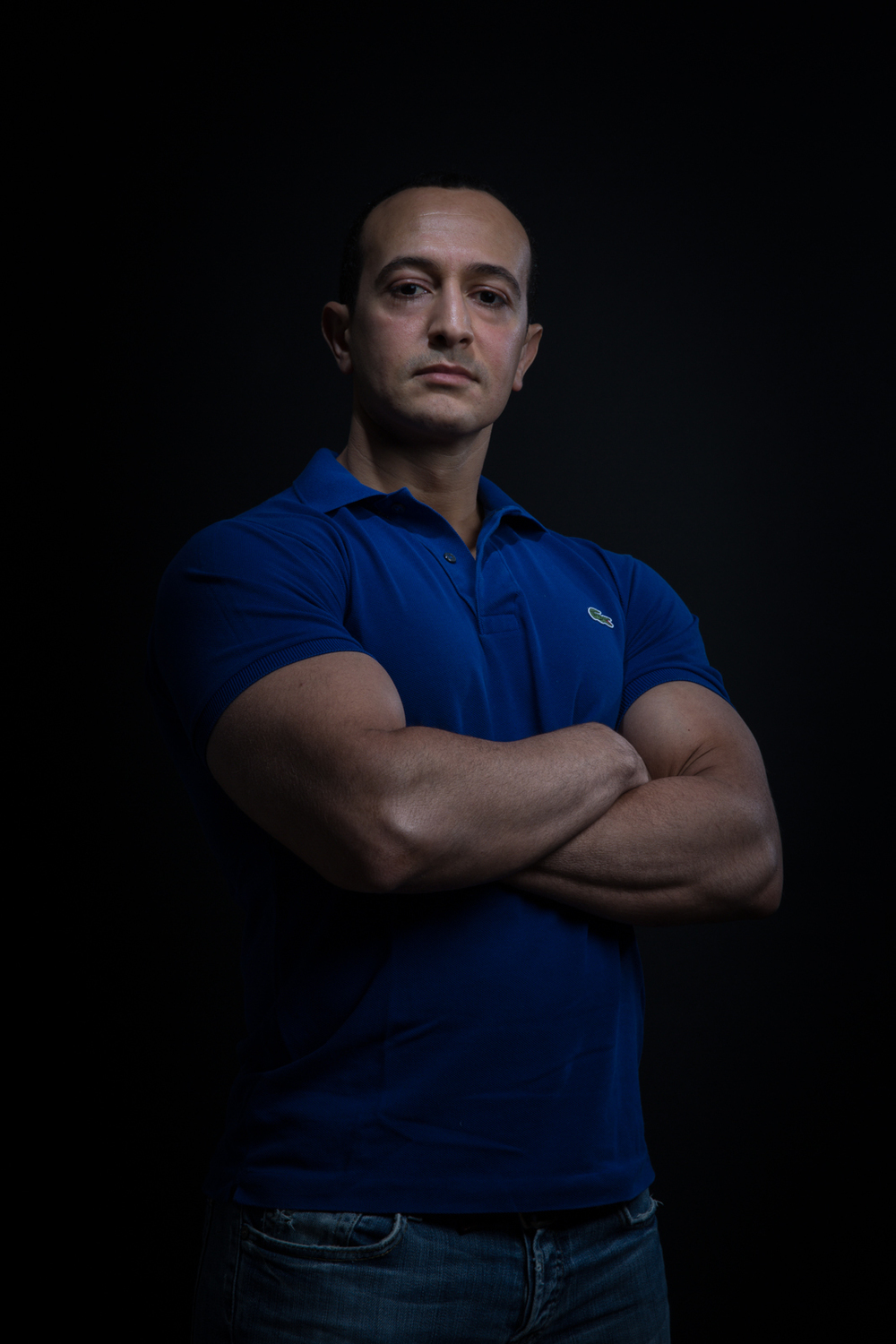 Personal Trainer Portrait Photography