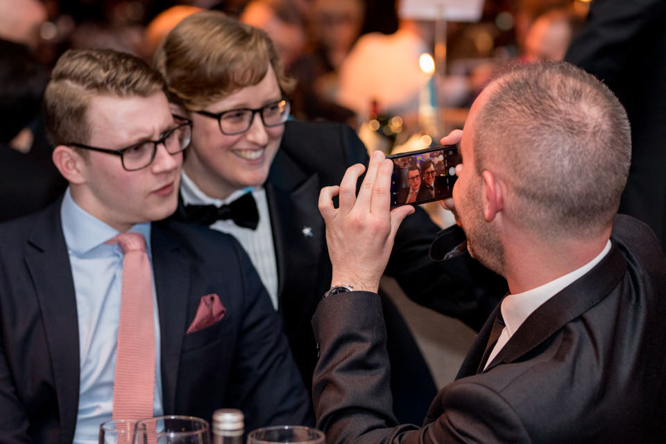 Charity Dinner Photographer