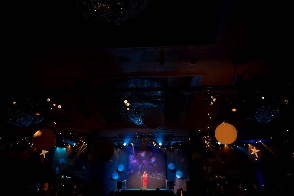 Ballroom Photography