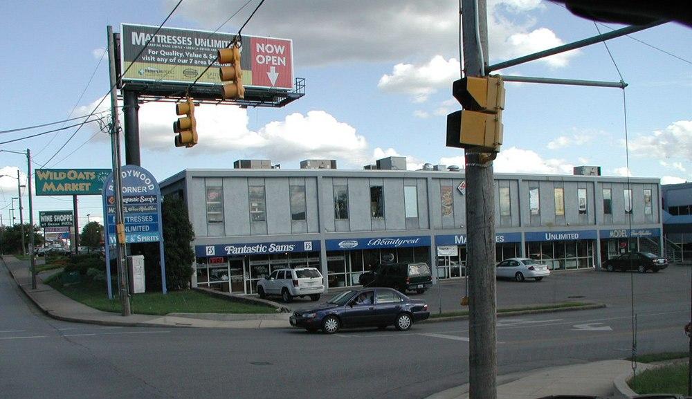 Bandywood Corner (Green Hills)