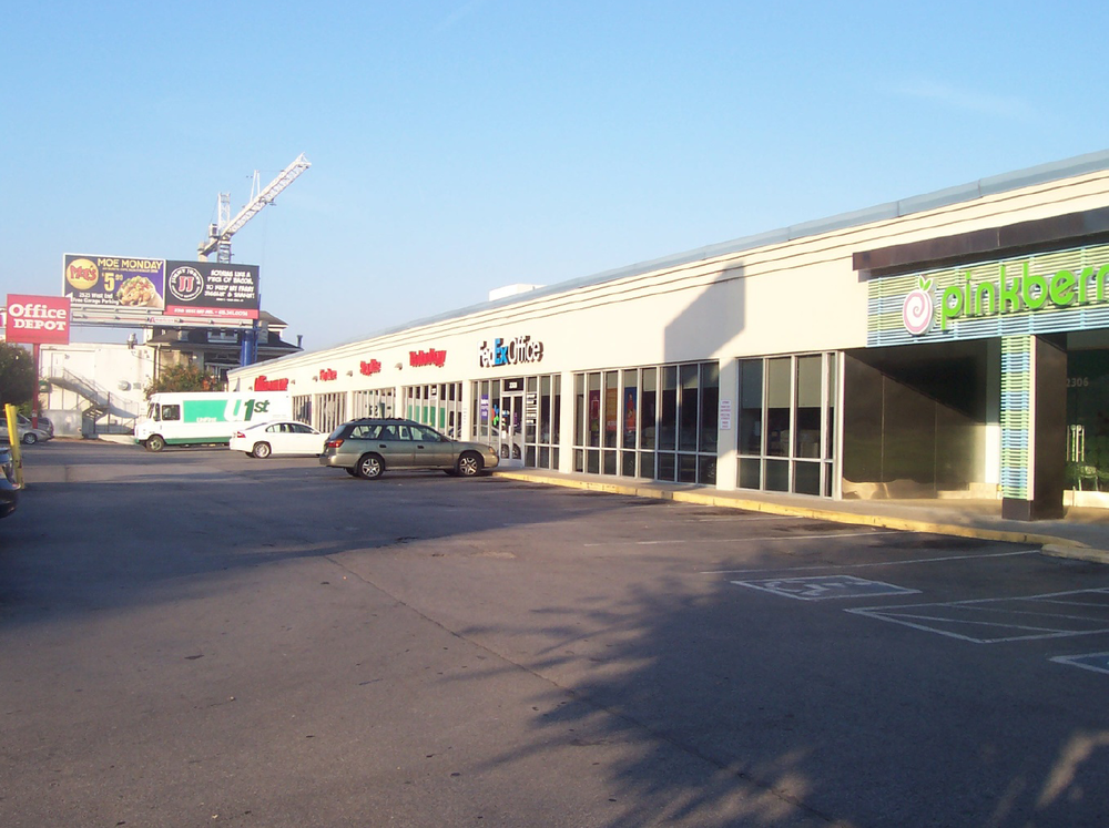 West End Shopping Center (Nashville)