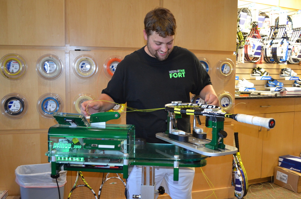 Dan Swanson is the pro shop manager at Fred Wells Tennis & Education Center, a premier St. Paul tennis facility and youth development program offering tennis lessons, classes, leagues, teams, summer camps and youth development programs.