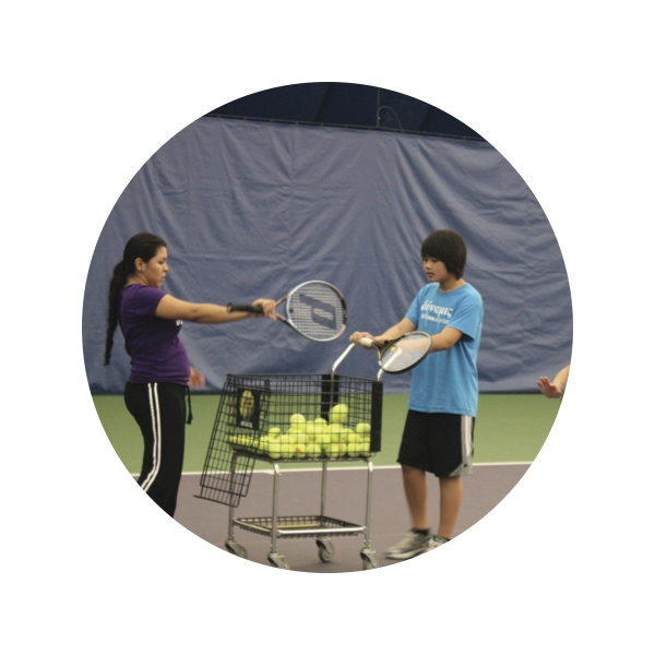 Our Tennis2College program was highlighted in this feature from the Twin Cities Daily Planet.