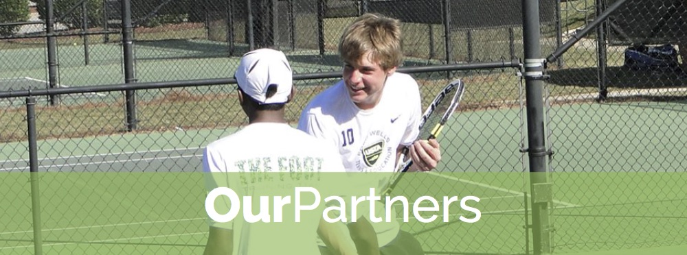 Fred Wells Tennis & Education Center is a St. Paul non-profit--which means that our tennis & education programs for underserved Twin Cities youth are only possible thanks to support from countless sponsors and partners.