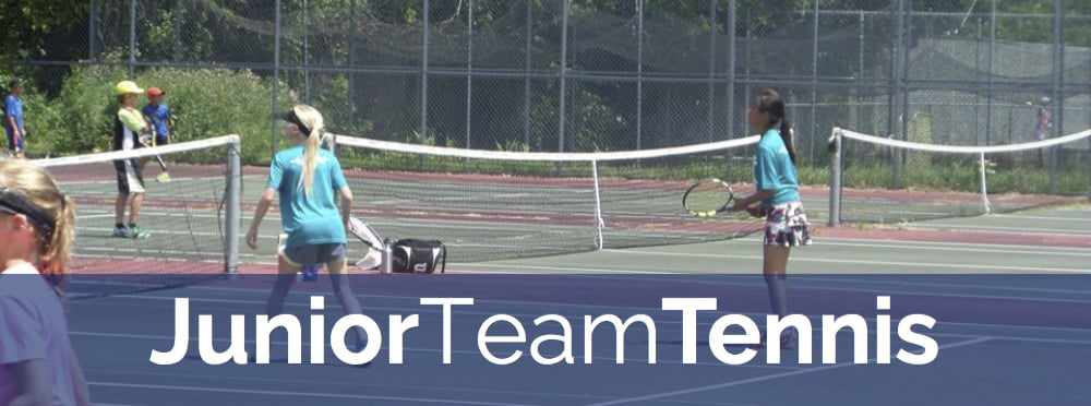 Junior team tennis at Fred Wells Tennis & Education Center offers players a chance to compete in a local St. Paul tennis league, against teams of comparable abilities, gaining practice and match-play experience and potentially qualifying for the national tournament.