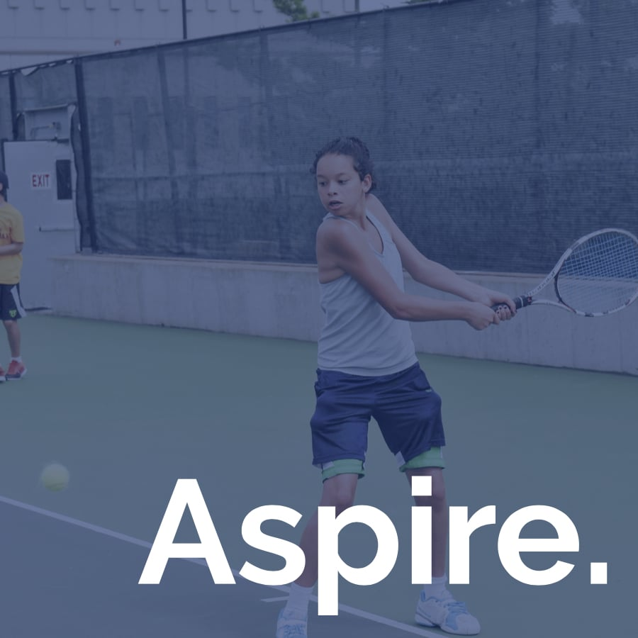 Fred Wells Tennis & Education Center houses an innovative program that invites low-income Twin Cities youth to our St. Paul tennis facility for tennis & education programming designed to inspire them to aspire.