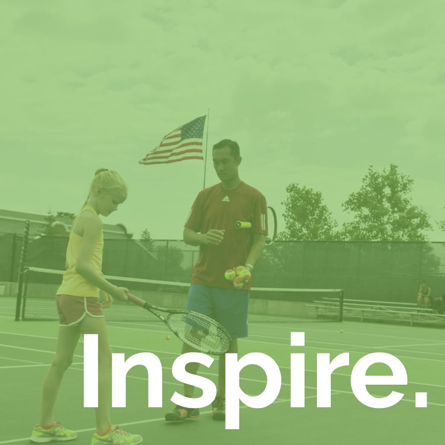 We offer year-round tennis drills, lessons, classes, leagues, tournaments and summer camps for tennis players of all ages and abilities at our St. Paul tennis facility.