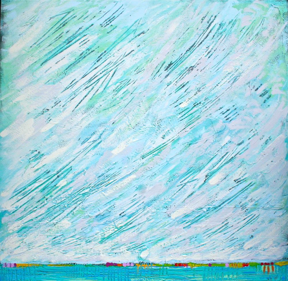 SKY #35 (Ode to Tortola)