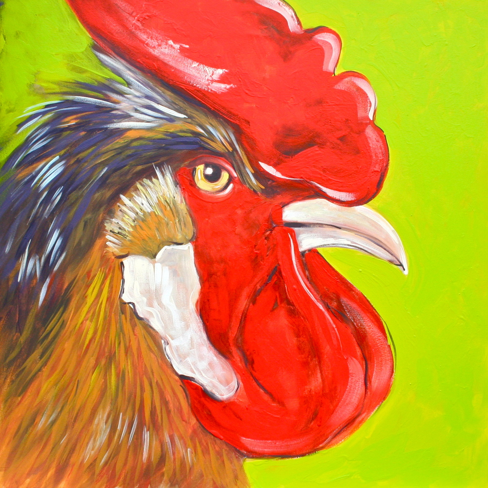 ROOSTER #4