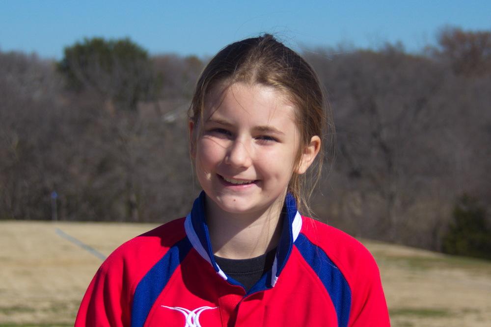 Olivia S       Grade 4