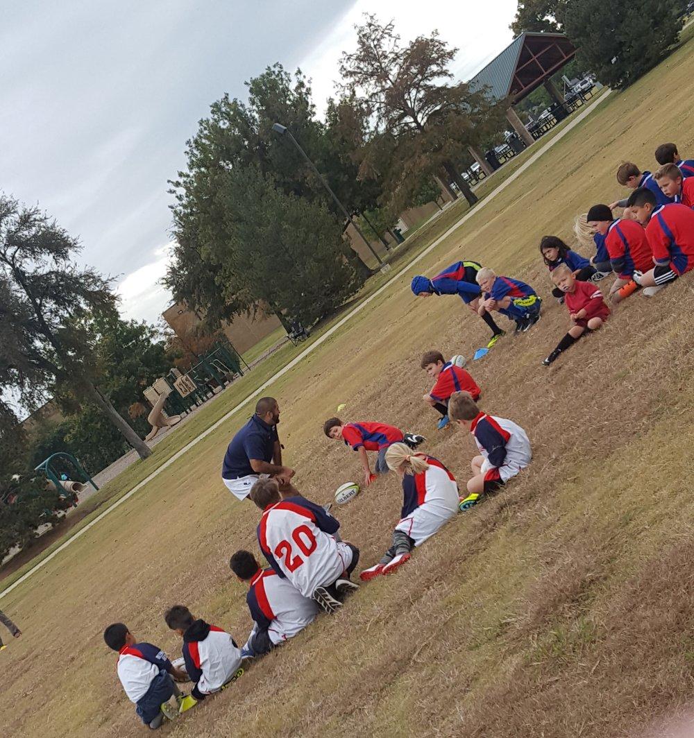 Pre-season practice